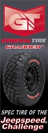 Jeepspseed Sponsor General Tire